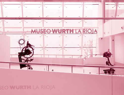 Museo Würth La Rioja (Agoncillo, Spain)